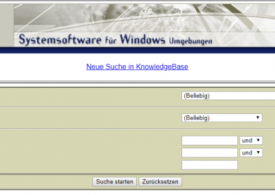 KnowledgeBase 2004