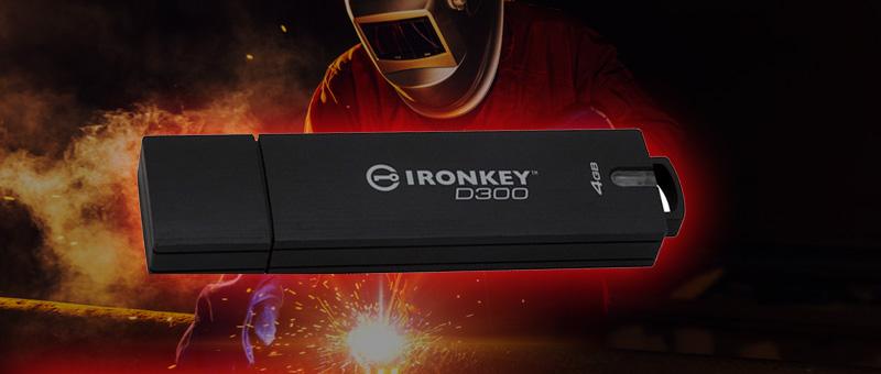 Neu auf dem Markt: verschlüsselter Kingston-USB-Stick