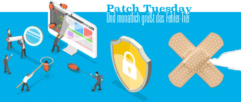 Patch Tuesday Mai 2019